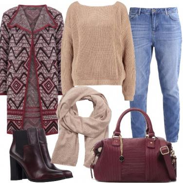 Outfit Cardigan un classico della semplicità