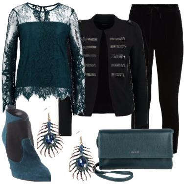 Outfit La moda che impazza