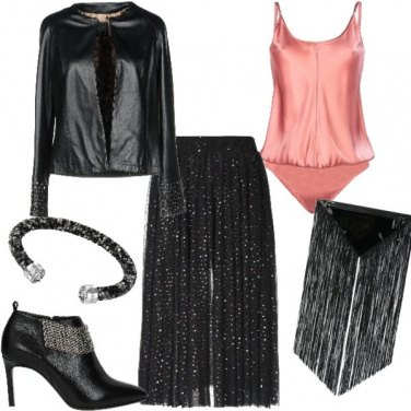 Outfit Rock #3211
