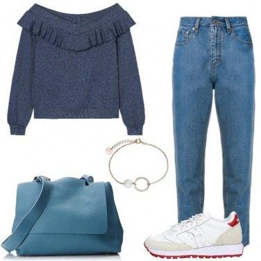 Outfit Semplice ma alla moda