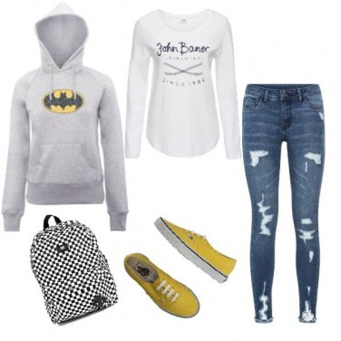 Outfit Batman forever