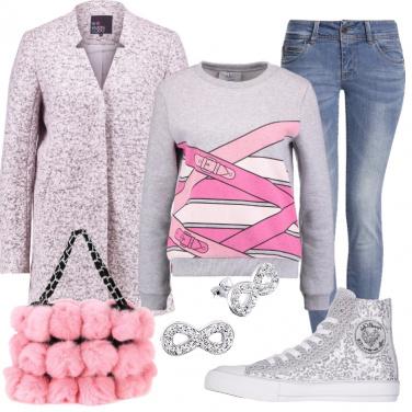 Outfit Per ragazze molto alla moda