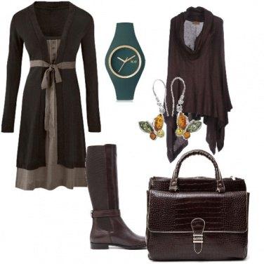 Outfit Il caffè è anche verde..