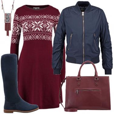 Outfit Dall\' università allo shopping