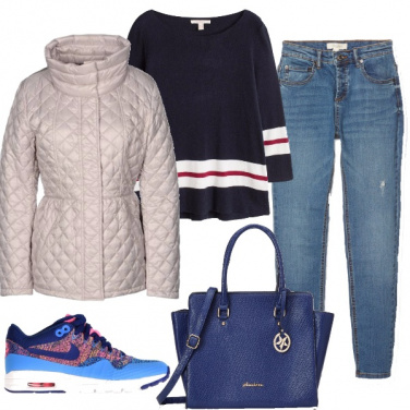 Outfit Sportive d\'inverno