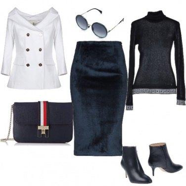 Outfit Blazer sciallato