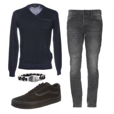 Outfit Biker Rock #359