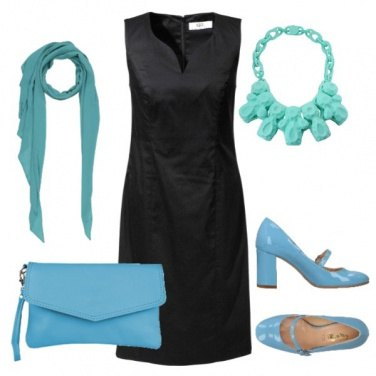 Outfit Tiffany e dintorni