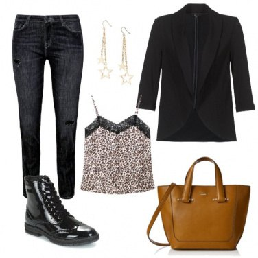 Outfit Animalier che passione!