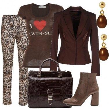 Outfit L\'ora del caffè