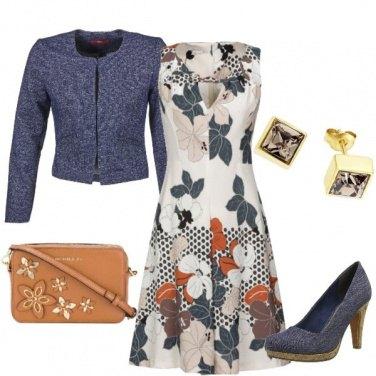 Outfit Tra i fiori dell'autunno