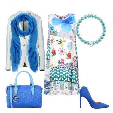 Outfit Abito senza maniche Desigual