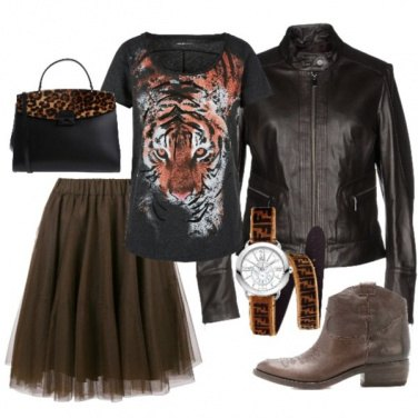 Outfit Ruggenti