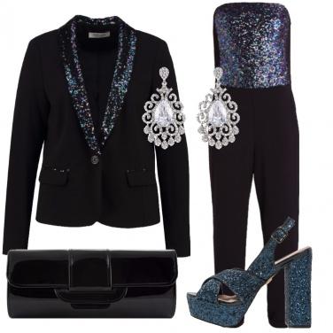 Outfit Brillerai come una stella