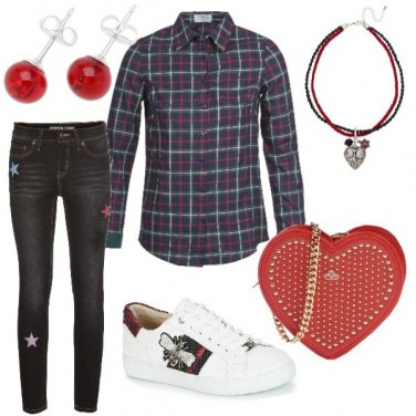 Outfit Urban #7619