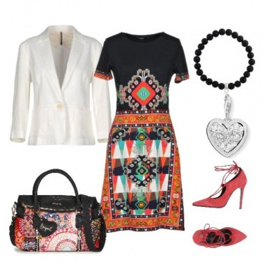 Outfit Fantasie Desigual