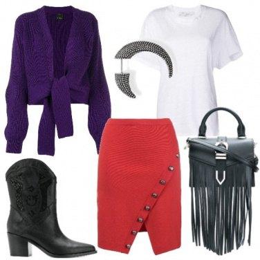 Outfit I texani neri