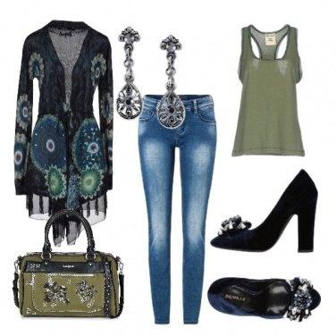 Outfit Desigual mania