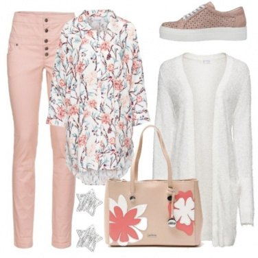 Outfit Fall flowers