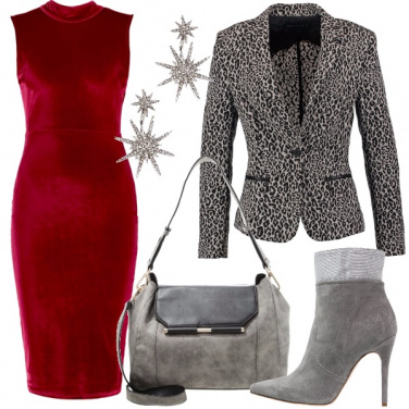 Outfit Sexy a natale