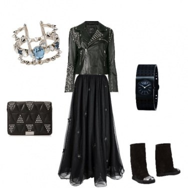 Outfit Rock #3226