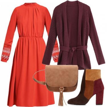 Outfit Come una zarina