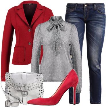 Outfit Non rinuncio ai jeans