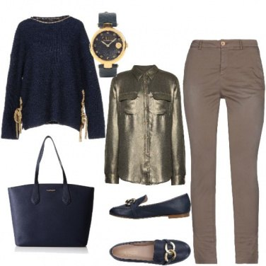 Outfit Ori d'autunno