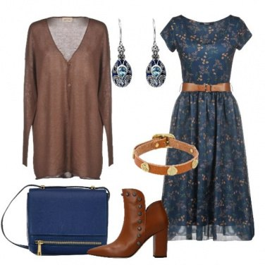 Outfit Sapore country