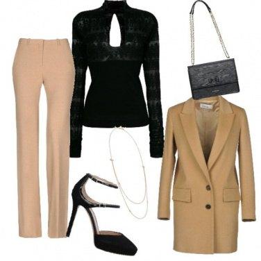 Outfit Ispirato milano fashion week