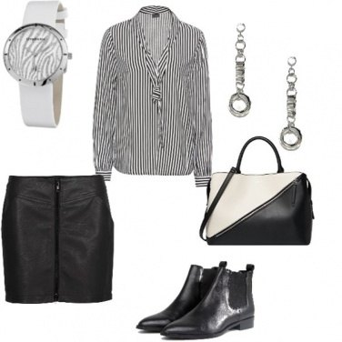 Outfit Urban #7635