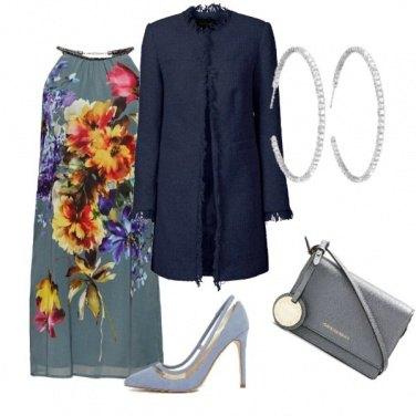 Outfit Un autunno grigio