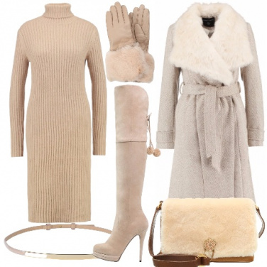 Outfit Eleganza polare