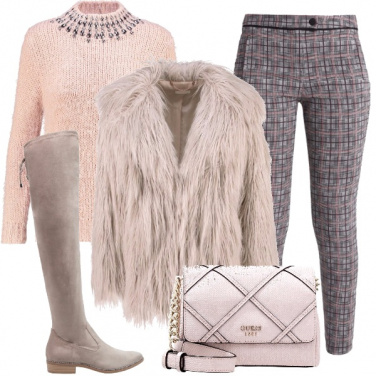 Outfit Festa invernale all\'aperto