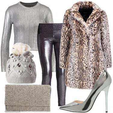 Outfit Bella col freddo