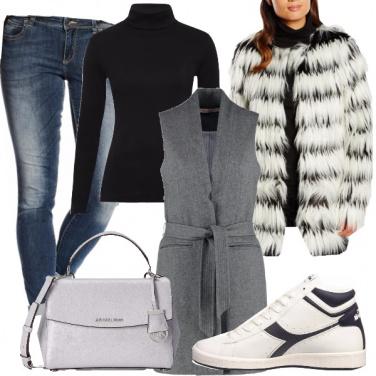 Outfit Pronta al freddo
