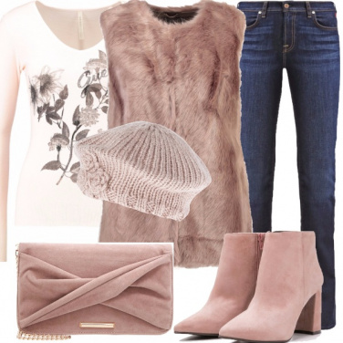 Outfit Il sole in inverno