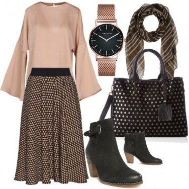 Outfit Gonna e pois