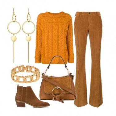 Outfit Mustard