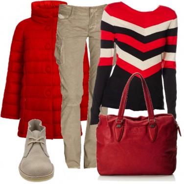 Outfit Vacanze di natale