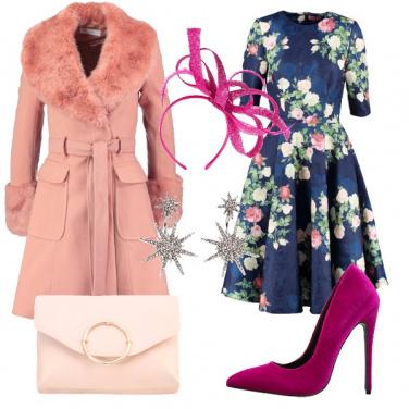 Outfit Un po\' rosa ed un po\' blu