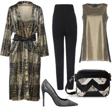 Outfit Serata brillante