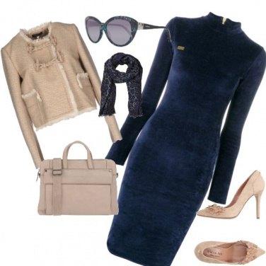 outfit giorni donna tutti Ton Bon giacca sulla i Alamari Bantoa per 4qn6UFx