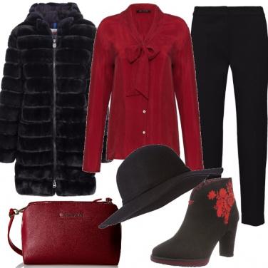 Outfit Chic anche al freddo
