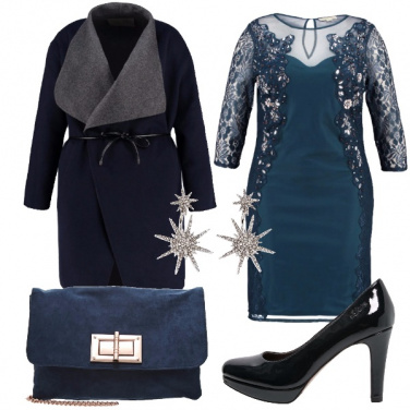 Outfit Forse blu