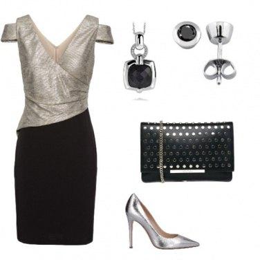Outfit Tocchi d'argento