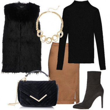 Outfit Chic tres chic