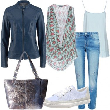 Outfit Giro in centro