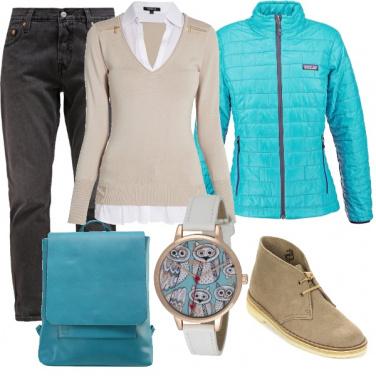 Outfit Regalo per la compagna di studi