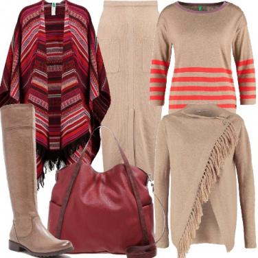 Outfit Visita ai mercatini del mondo